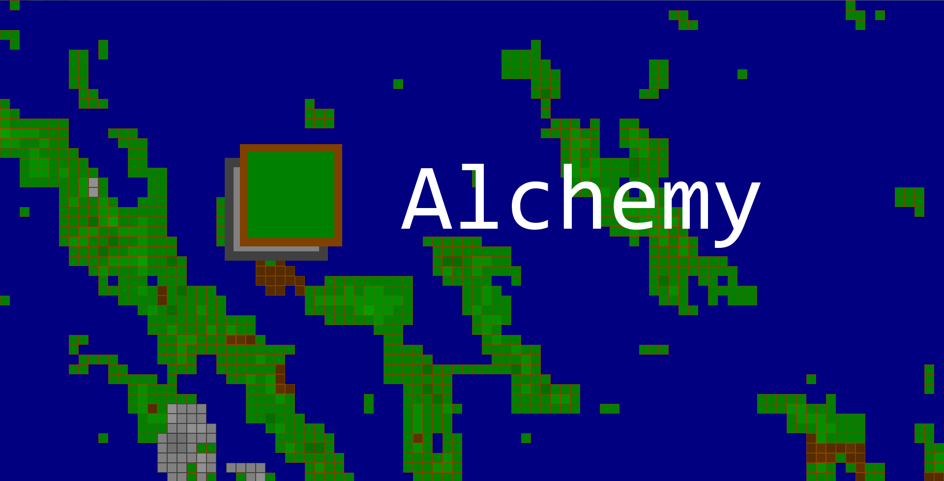 Alchemy box cover